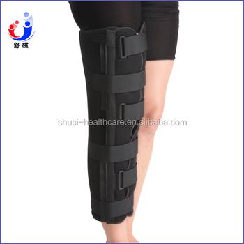 518437d4a2 medical orthopedic leg knee braces leg brace splint support for leg knee  fracture protector