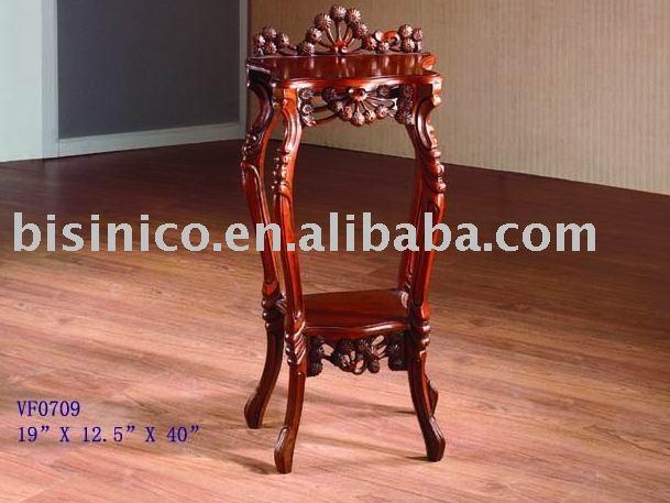 Antigua mesa auxiliar, antiguos living sala de reposteria, estilo ...