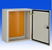 Custom sheet steel Battery Box, Sheet Metal Enclosures for Electrical, aluminum pcb enclosure