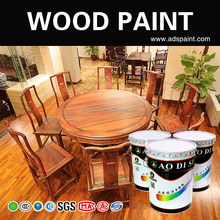 Liquid wood protective paint finishes coating for furniture