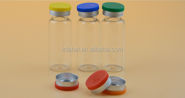 Custom 10ml vial pharmaceutical vial sterioid labels 10ml vial