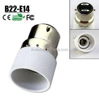 Led Lamp Base Adapter Holder E27 To E40 Bulb Socket Converter ...