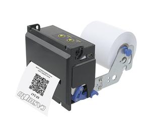 KP-247 Cashino 58mm price movie ticket printer kiosk billing machine  thermal printer