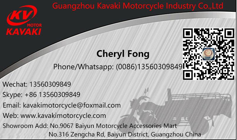 Loncin エンジンオートバイ 200cc カバーバイクラジオホーン skd または ckd 梱包