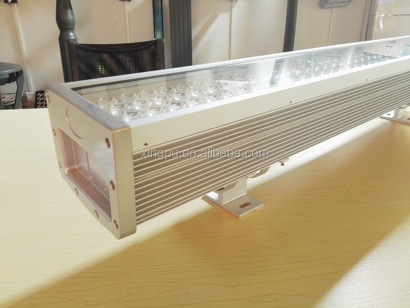 CE Rohs approved high power 144W LED linear wall washer light 3 Years Warranty
