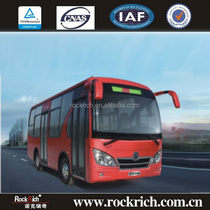 Perfect Price Dongfeng EQ6730PDN3G 23 Seats Natural Gas Passenger City Bus