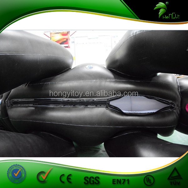 hongyi popular inflatable toothless costume    double layer