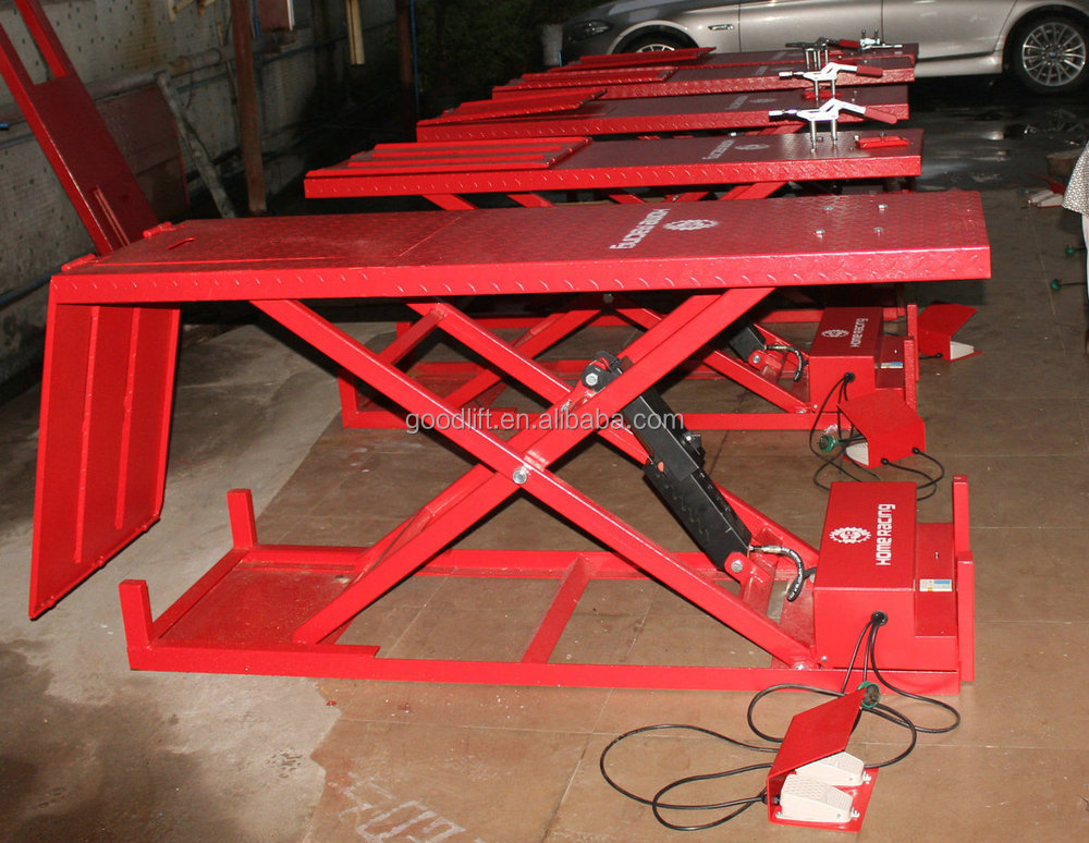 Cheap Price Hydraulic Motorcycle Lift Table Buy