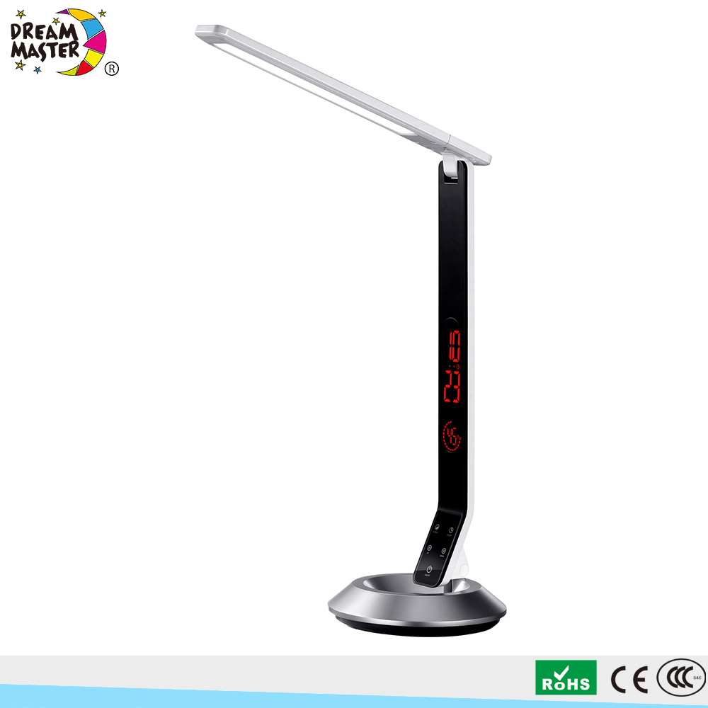 Wholesale led lamp with clock led lamp with clock for 12v led table lamp