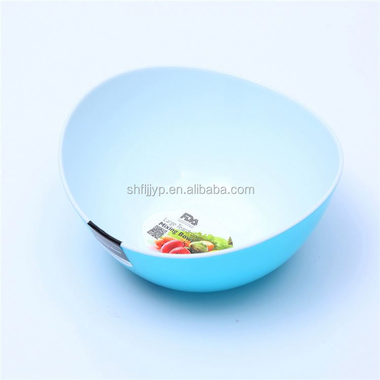 2017 New series recyclable stand bowl tabletop salad bowls