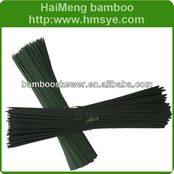 Dyed Bamboo Plant Sticks In Nursery,Garden