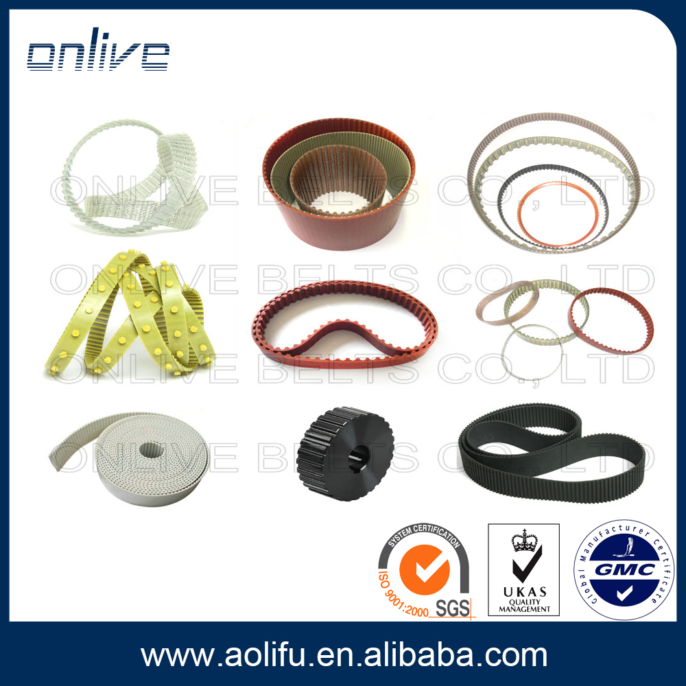 Industrial equipment PU Round belt