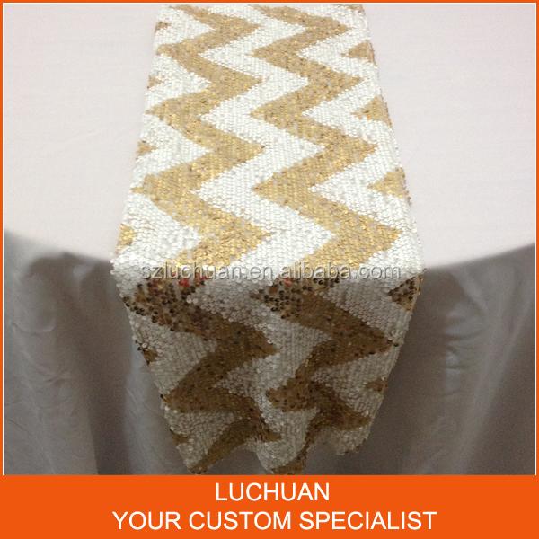 Fancy Wedding Sequin Chevron Table Runner   Buy Chevron Table Runner  Product On Alibaba.com
