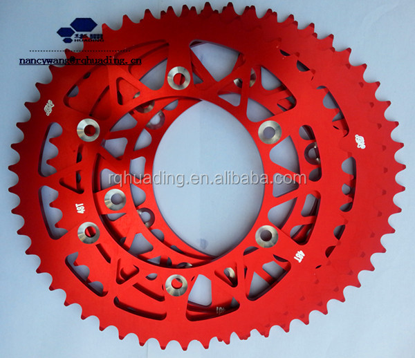 Chain And Sprocket 415