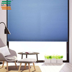 Home interior decoration fabric deluxe honeycomb blinds or cellular shade