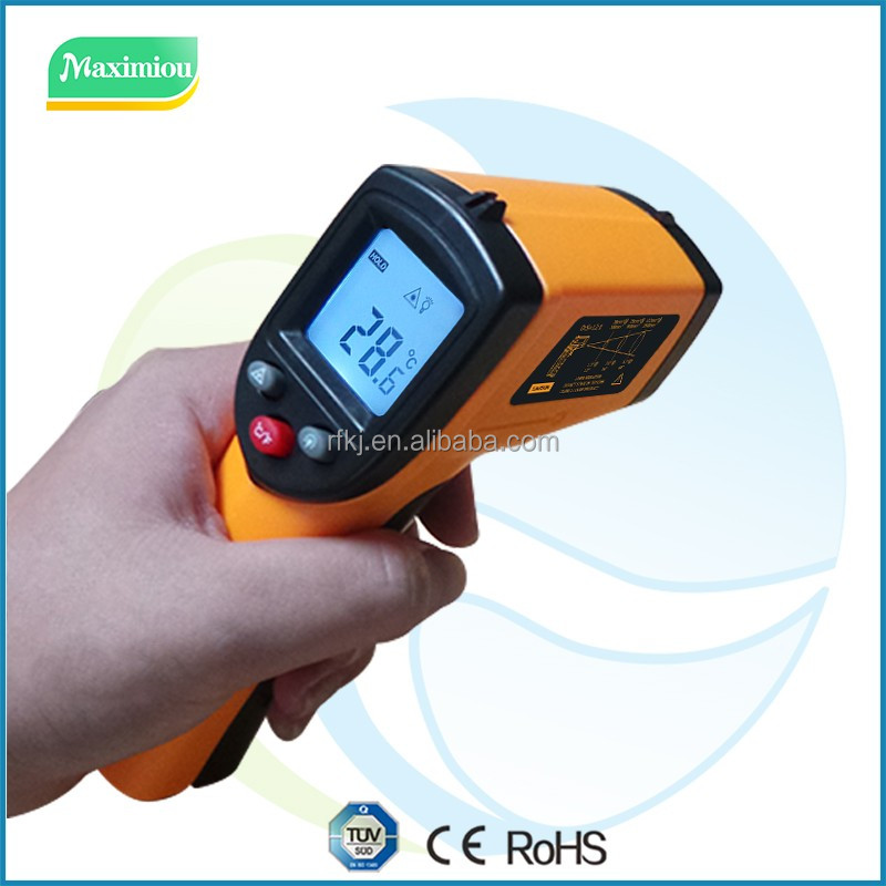 Digital industrial usage high temperature and low temperature digital bbq thermometer