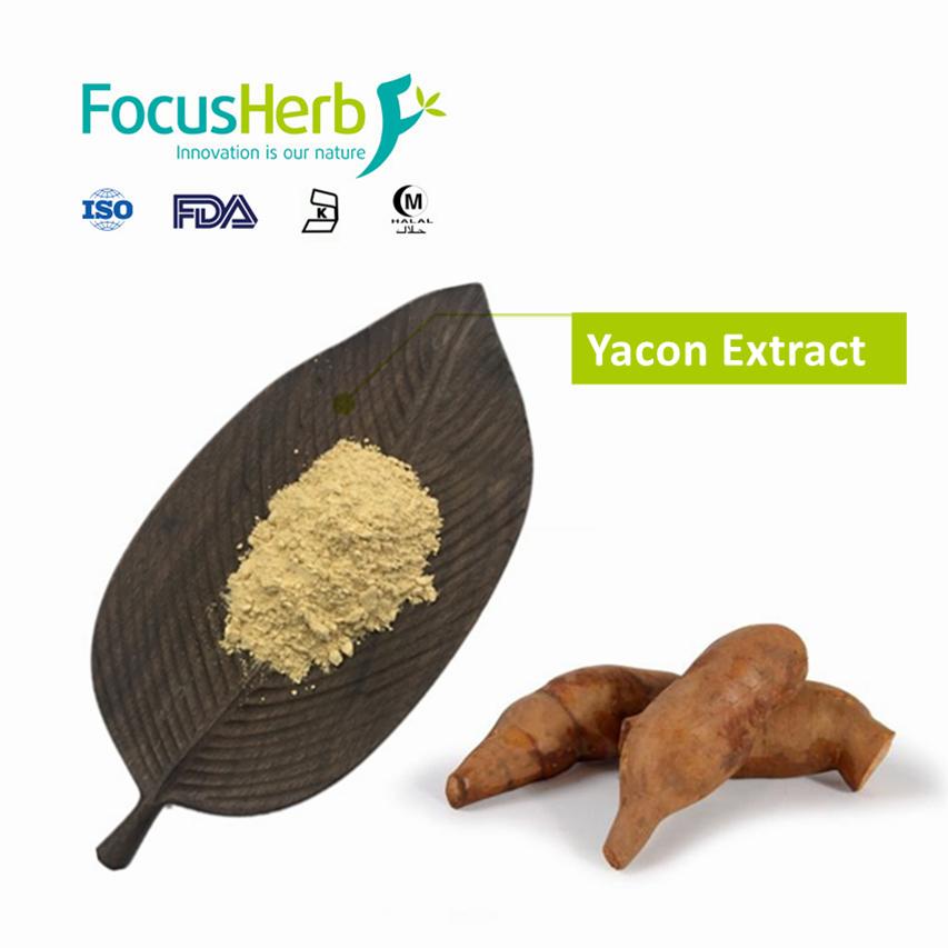 Focusherb Yacon Molasses Yacon Extract Buy Yacon Extract