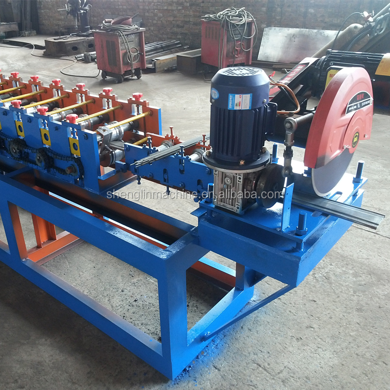 steel door frame roll forming machine ,door frame tile making machinery