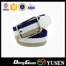 Custom better Fabric Woven elastic belts braided belts
