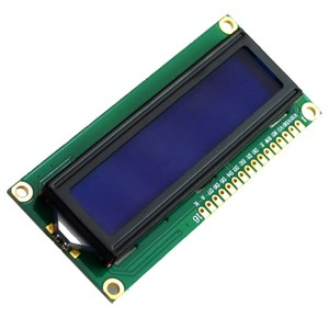 Lower price 16x2 lcd module 1602 lcd,16x2 Blue Screen LCD Module, 1602 Character LCD