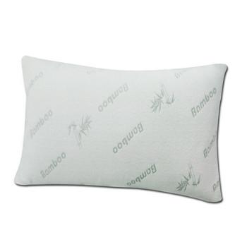 Bamboo Pillows Hotel Comfort Shredded Memory Foam Pillow With Bamboo Fascinating Hotel Comfort Bamboo Covered Memory Foam Pillow