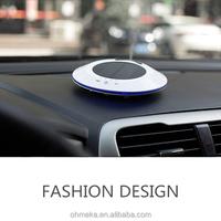 Personal solar emergy portable mini car ozone air purifier/HEPA Filter photocatalyst Portable mini air purifier