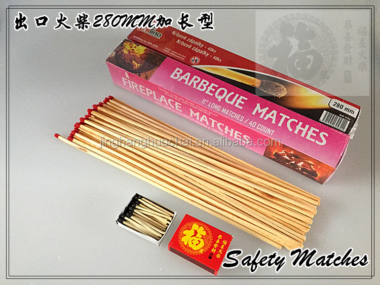 Matches Extra Long Fireplace Matches Wax Matches