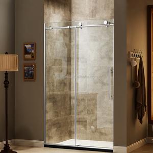 Glass Shower Door Stopper Hinged Shower Screen Glass Shower Door, Glass  Shower Door Stopper Hinged Shower Screen Glass Shower Door Suppliers And ...