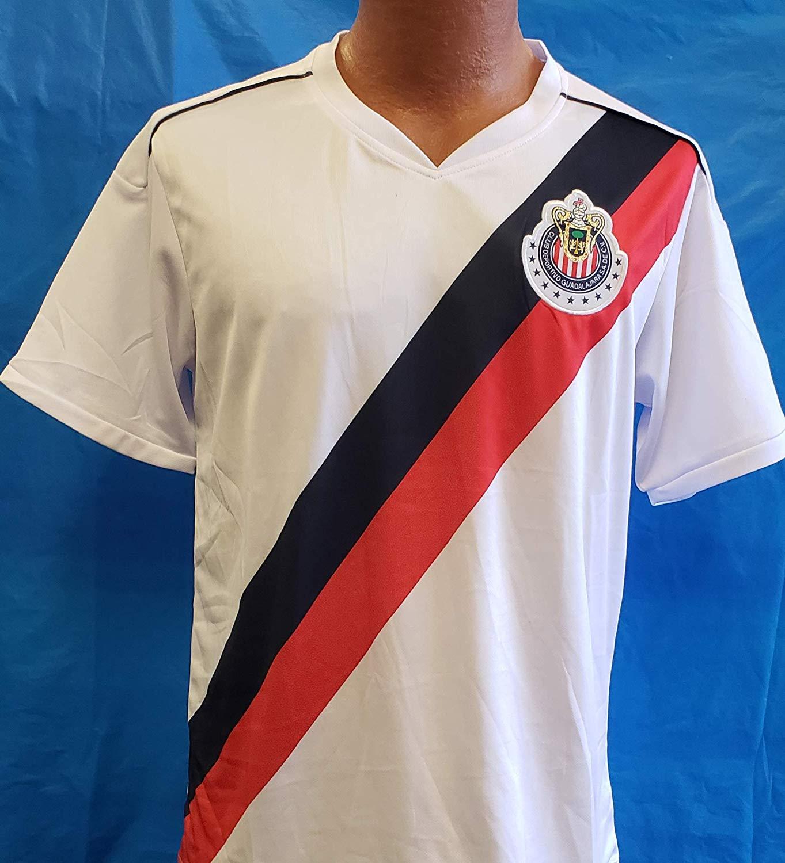 e16b44931 Chivas de Guadalajara Home Generic Replica Adult Jersey Size Small