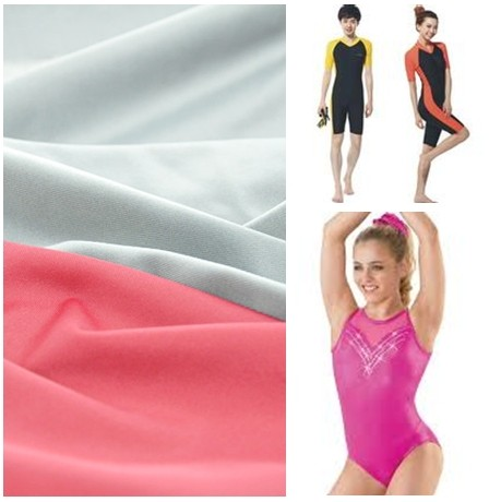 spandex tricot stretch Single Jersey for underwear