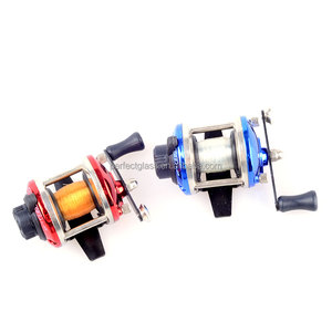 3 BB Bait Casting Baitcasting Jig Mini Small Water Pen Ice Fishing Reel