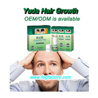 Natural hair loss solutions by trichologist Yuda hair growth spray , Hair care product