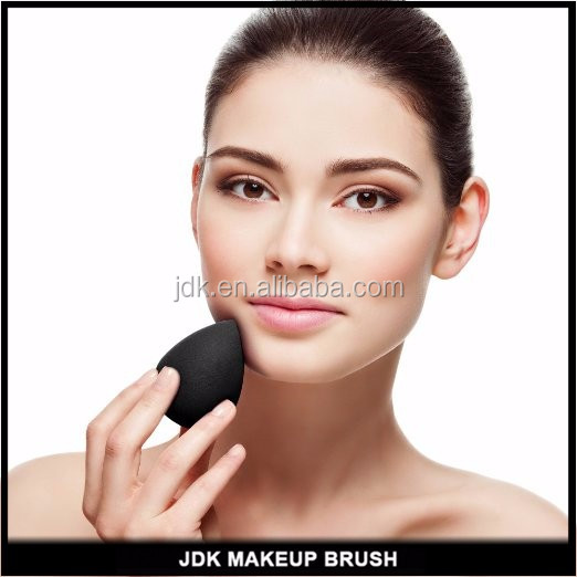 Beauty Flawless Wasbare Make Blender Cosmetische Black Water Drop Spons Puff