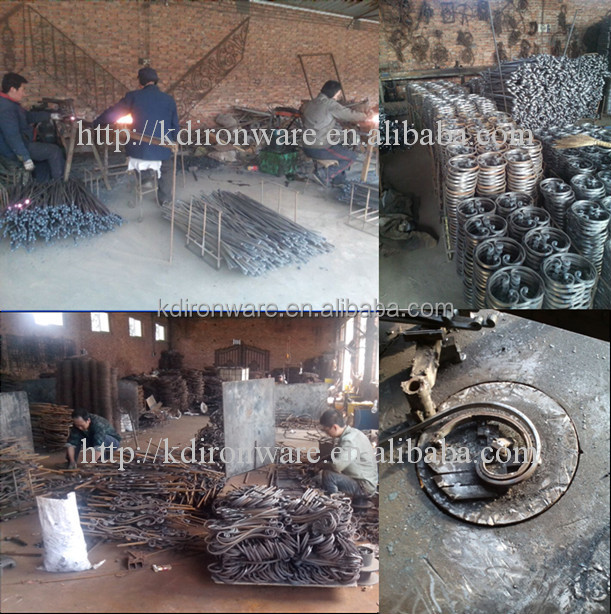 Forged Steel Craft Metal Wrought Iron Rosettes,Metal Rosettes ...