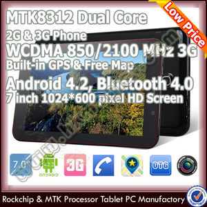 7'' mtk8312 dual core Android 4.2 tablet pc tablet touch android apps free download for tablet