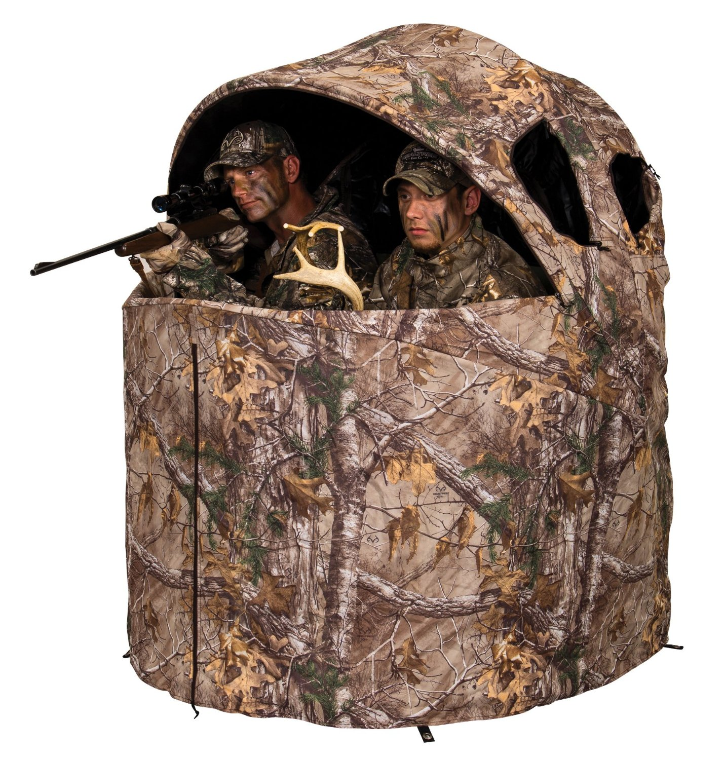 person hub outdoors guide gear all ground reviews best deluxe blind top blinds
