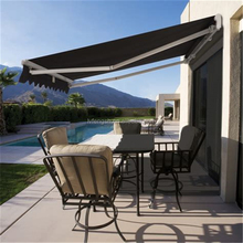 Exceptional Outside Large Retractable Awning
