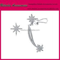 Factory wholesale online bulk order earrings -indian jewellery wholesale garnet earring-online victorian jewellery earrings