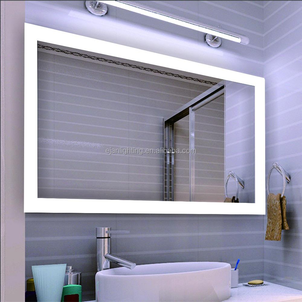 Iluminaci n led espejo del ba o espejos identificaci n - Iluminacion espejo bano ...