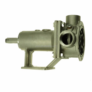 Flexible impeller sea water pump port size 1""