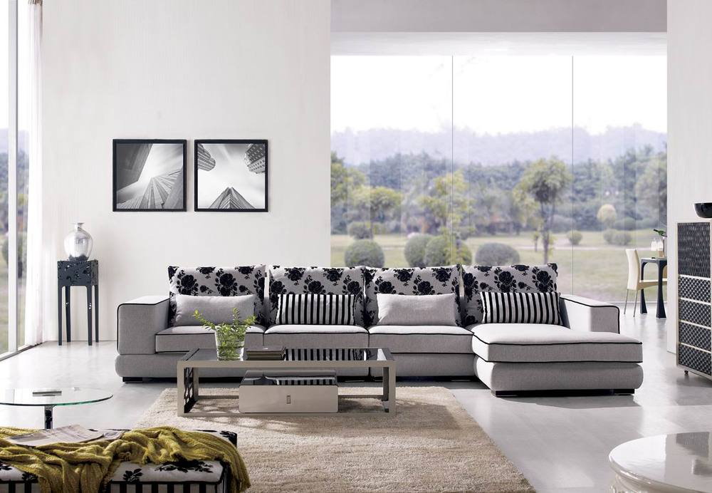 Modern Furniture In Egypt egypt modern design fabric sofa furniture,white corner chaise