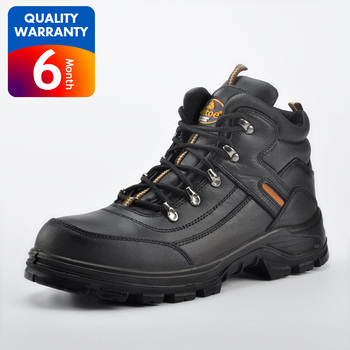 Safety Shoes Black Hammer For Bee Work