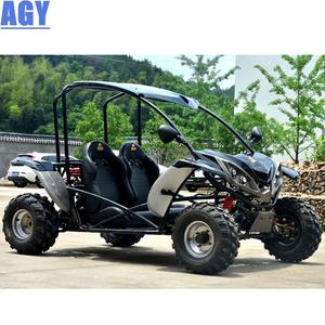 AGY 125cc manual go kart