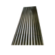 Thickness black corrugated metal roofing sheet coated metal