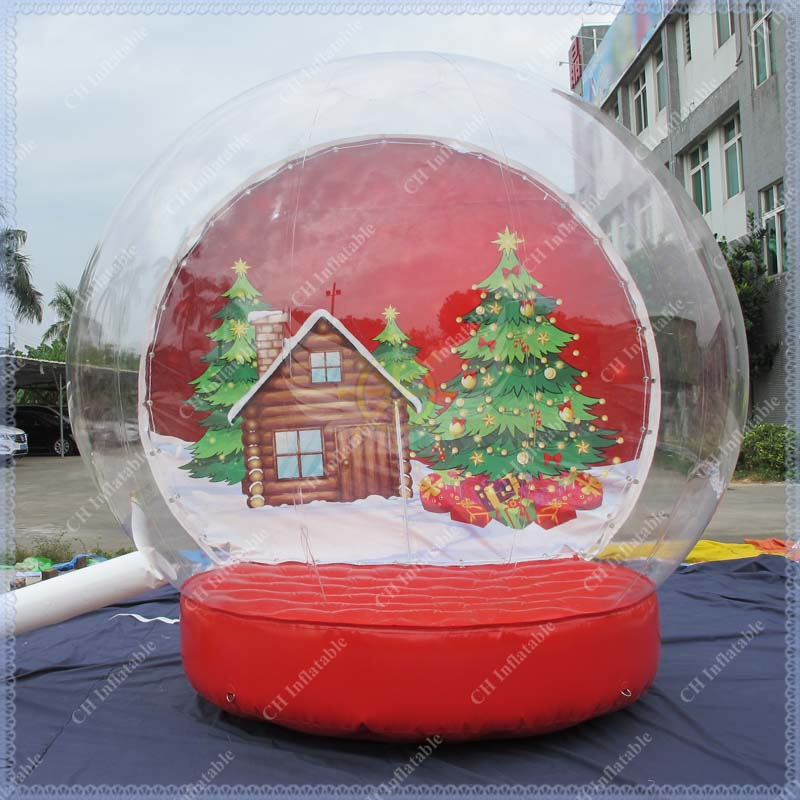 Cheap Inflatable Yard Decorations: Online Buy Wholesale Photo Snow Globes From China Photo