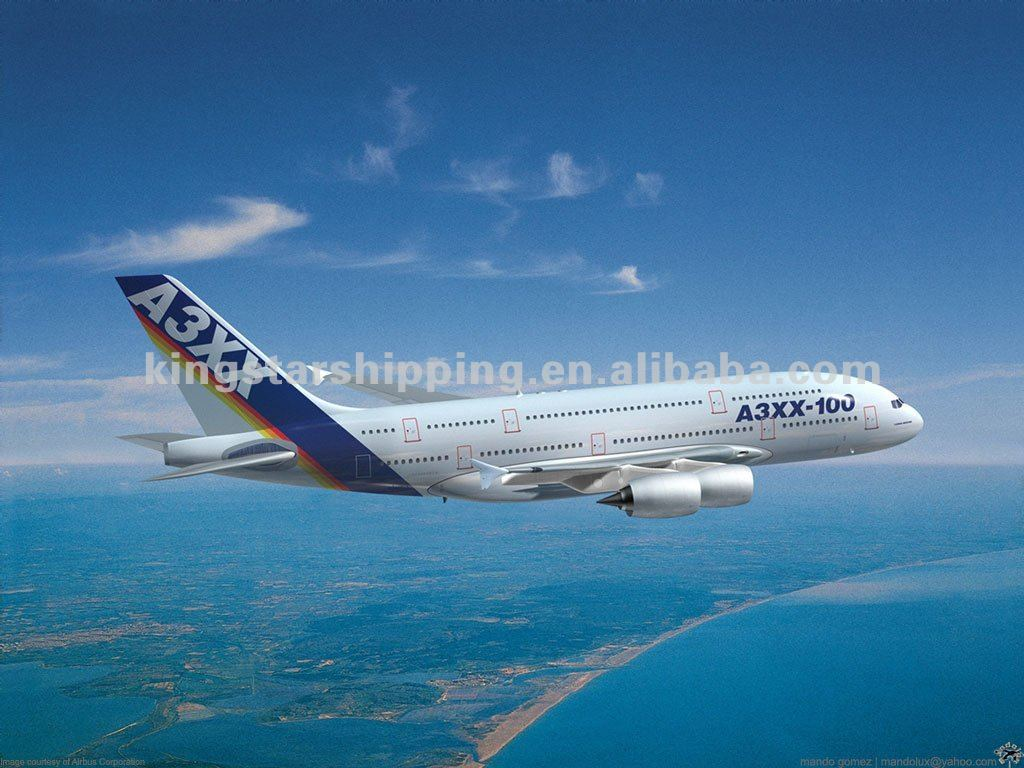 Air cargo freight forwarder to Gaspe (YGP) Canada from China Guangzhou