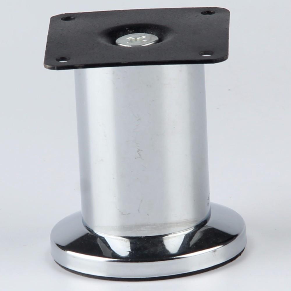 eisen chrome cabinet stellfüße/einstellbare kabinett füße/schrank