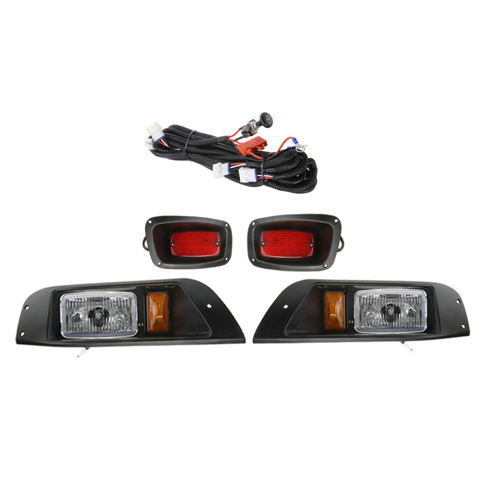 Golf Cart Parts Adjustable Light Kit for EZGO TXT 4 Person Used Golf Cart
