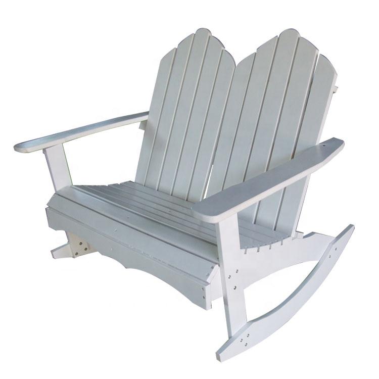 619f78ae2 2018 nuevo estilo de la pintura respetuosa del medio ambiente 2 Persona silla  mecedora 2 asiento