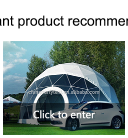 2019 giant New Geodesic inflatable Dome Tent for Outdoor Events